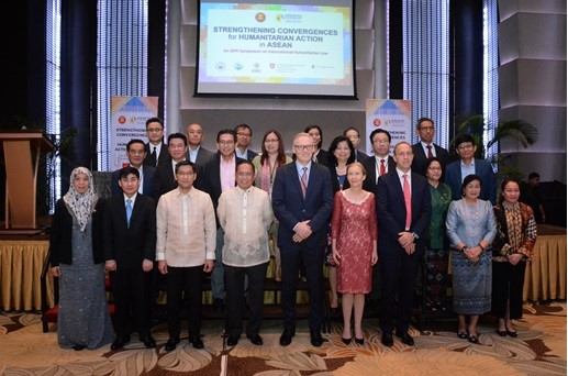 ASEAN-IPR Symposium on International Humanitarian Law