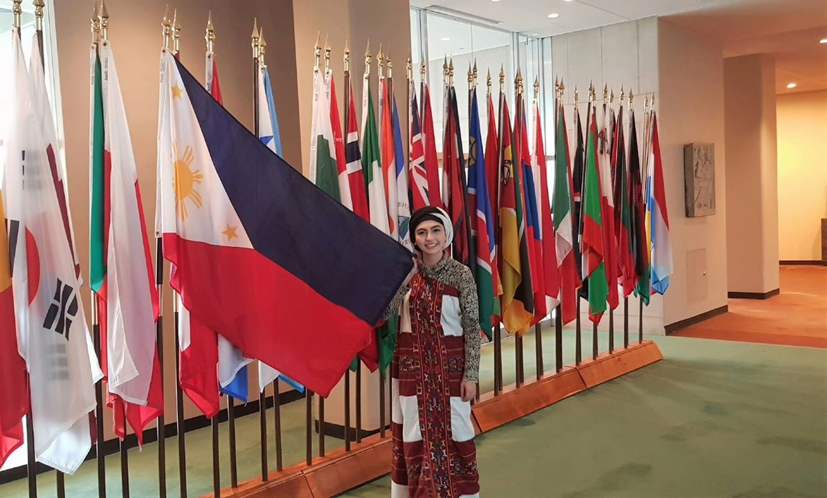 Young peacebuilder shines at high-level UN conference, Office of the Presidential Adviser on the Peace Process, Manila