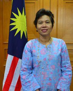 H.E. Kamsiah Kamaruddin