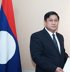H.E Ekkaphab Phanthavong