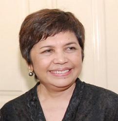 H.E. Nurmala Kartini Sjahrir
