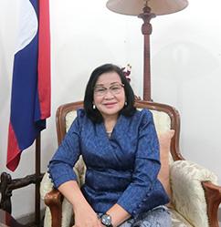 H.E. Mrs. Phavanh Nuanthasing