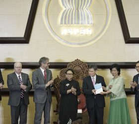Launch of ASEAN-IPR Website & Publication at 51st ASEAN Day