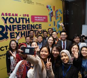 ASEAN-IPR Youth Conference on Peace & Tolerance
