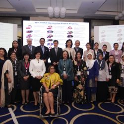 ASEAN Secretary-General Leads Launch of ASEAN Women for Peace Registry