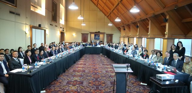 ASEAN-IPR - UN WORKSHOP: ASEAN Perspectives in Conflict Management and Conflict Resolution in the Region