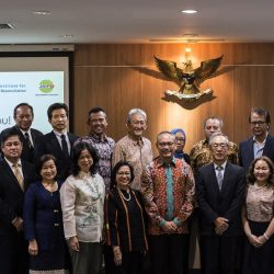 PRESS RELEASE – ASEAN-IPR RESEARCH PROJECT ON MINDANAO KICK-STARTS IN JAKARTA