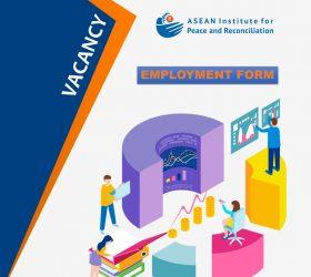 ASEAN-IPR Employment Form