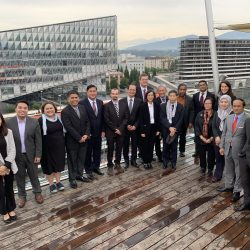 Study Visit on 'PEACE FACILITATION & RECONCILIATION' brought ASEAN-IPR to touch base with like-minded institutions in Switzerland
