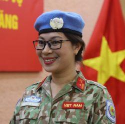 Lt. Col. Nguyen Thi Minh Phuong