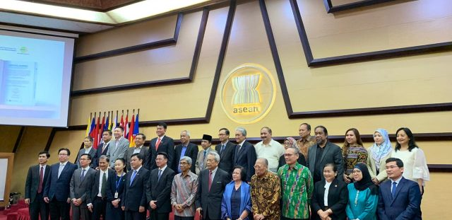 ASEAN-IPR Shares LESSONS LEARNED from Facilitation of Peace Process in Mindanao 1993-1996 in the Seminar on the Outcome of its First Research Project