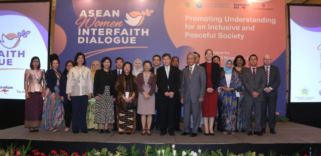 ASEAN WOMEN INTERFAITH DIALOGUE: PROMOTING UNDERSTANDING FOR AN INCLUSIVE AND PEACEFUL SOCIETY