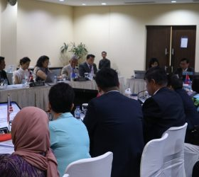 The 18th Governing Council Meeting of ASEAN-IPR