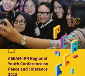 E-Book ASEAN-IPR Regional Youth Conference on Peace and Tolerance 2018
